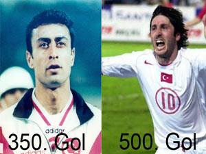 350. gol Kafkas'tan, 500. gol Tekke'den