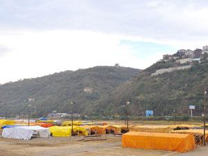 Trabzon'un kurban alanı hazır