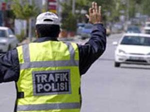 Trabzon'da sürücülere 10 Bin TL ceza