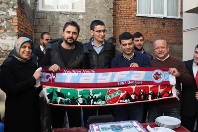 Onur: Trabzonlu oldum