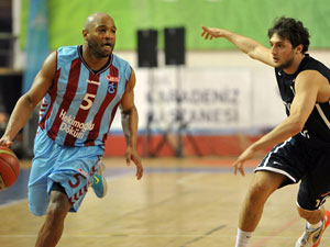 Trabzon MP'ye eski  Lakersli guard
