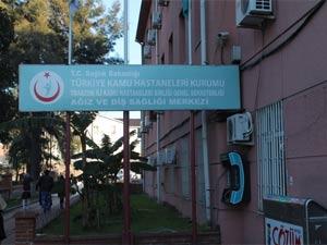 Trabzon'da diş hastanesi doldu taştı
