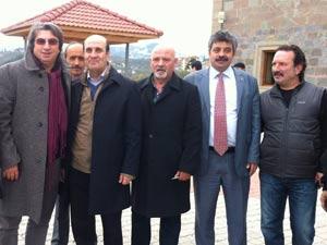 Volkan Canalioğlu start verdi