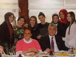 Trabzon'da Ak Kadınların güveni tam