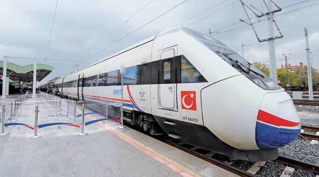 Ankara'ya uzay üssü gibi tren garı