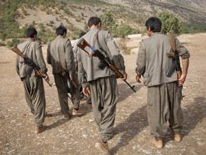 PKK yol kesip 4 askeri kaçırdı!