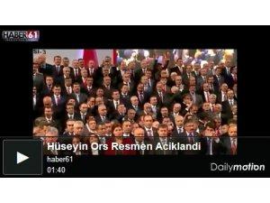 MHP Hüseyin Örs'ü böyle açıkladı