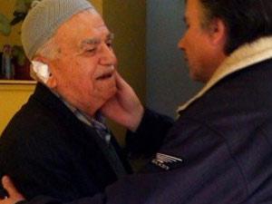 Mustafa Balbay'ın babası kaza geçirdi