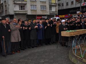 Trabzon'da Korgeneral Küçükakyüz'ün acı günü
