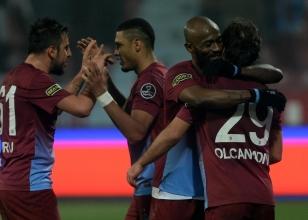 Trabzonspor'un hedefi liderlik!