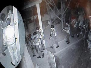 Polis şiddeti kamerada!