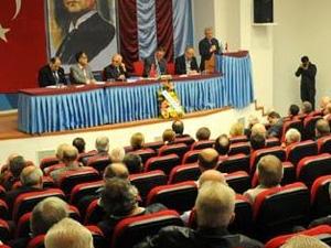 Trabzon'da kongre telaşı