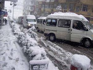 Trabzon'da kar yağışı ne kadar sürecek?