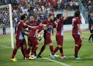 Trabzonspor ve Lazio 4.kez....