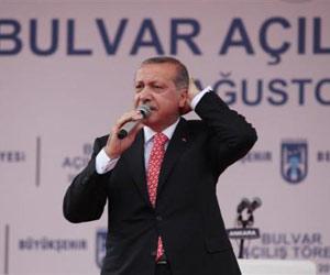 Erdoğan: Terbiyesiz herifler!