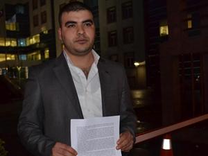 Erdoğan'a Kürdistan için suç duyurusu