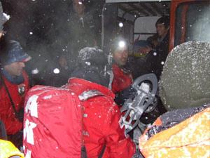 Rize'de kaybolan turistler kurtarıldı