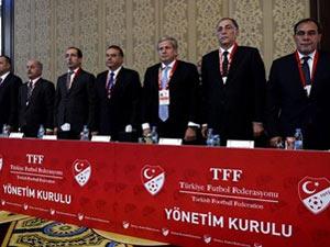 İki yüzlü TFF yönetimi
