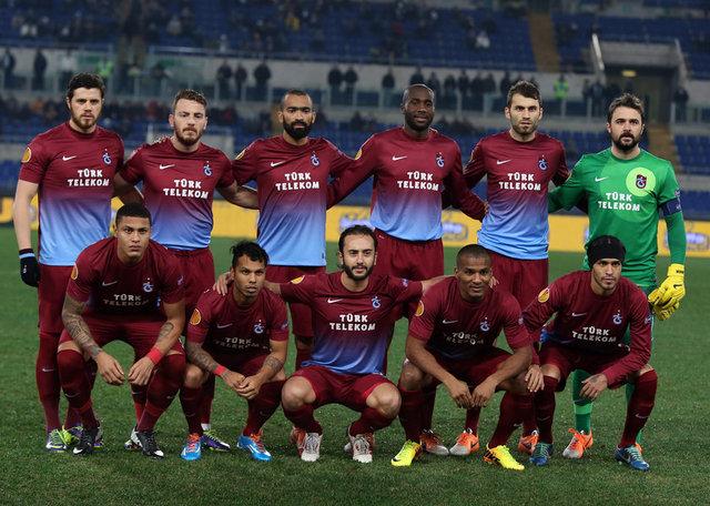 Trabzonspor plakaya ulaştı