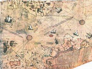 Piri Reis Haritası ile ilgili şaşırtan iddia !