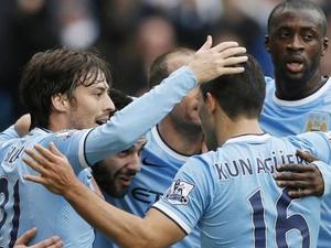 City Arsenal'e acımadı: Tam 9 gol