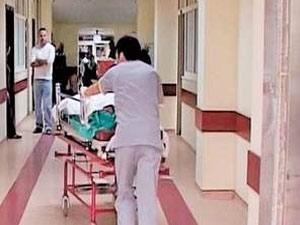Hastanede akıl almaz ölüm !