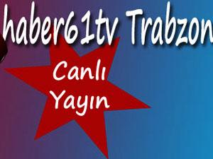 Trabzonspor'un kura çekimi haber61 TV'de