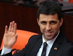 Hakan Şükür AKPartiden istifa etti