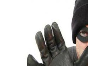 Trabzon'da hırsızlık! Telefonuna alarm gelince...