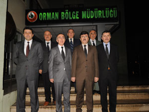 Trabzon'da güzel çalışmaları birlite yürüteceğiz
