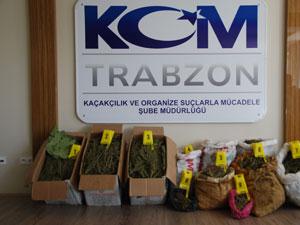Trabzon'da zehir tecirlerine büyük darbe