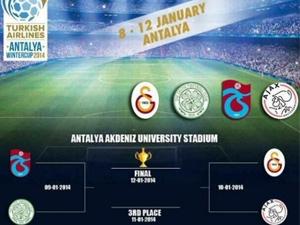 Trabzonspor devlerle karşılaşacak!
