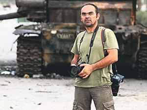 Kaçırılan gazeteci için Trabzon'dan çağrı
