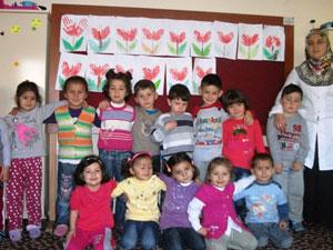Trabzon'da 04 – 06 yaş arası Kur'an kursu