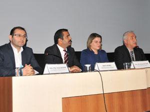 Trabzon'da sağlıkta şiddet konuşuldu