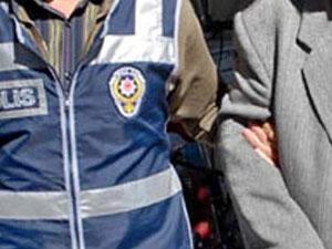 Yolsuzluk operasyonunda tutuklama sitemi