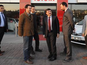 Trabzon model proje olacak