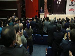 Erdoğan'ın o sözleri ayakta alkışlandı