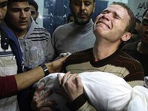 İsrail'in Gazze'ye düzenlediği saldırı !