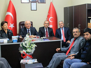 MHP'den Bayraktar'a destek!