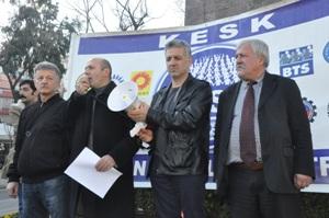 KESK'ten Trabzon'da Uludere açıklaması