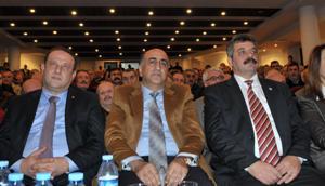 CHP Akçaabat başkan adayını tanıttı