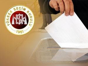Seçim dönemi yayın ilkeleri belirlendi