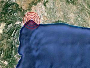 Antalya sallanmaya devam ediyor