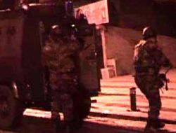 PKK örgüt üyelerine gece baskını: 18 gözaltı