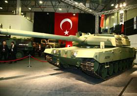 Türk tankına Japon motor!