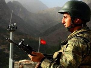 Suriye sınırında bir asker yaralandı!