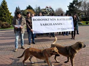 KTÜ'de Uludere protestosu