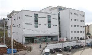 Vakfıkebir'de hastane sitemi