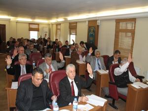 Samsun İlkadım Meclisi toplandı